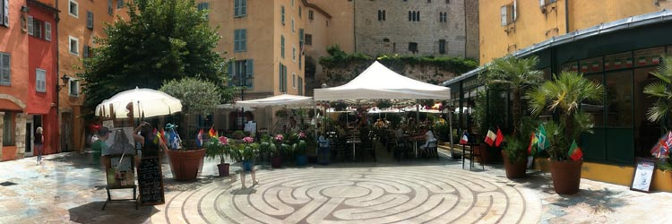 Luxury real estate in Grasse