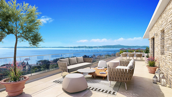 Immobilier de luxe et de prestige st tropez barnes for Terrasses en vue immobilier