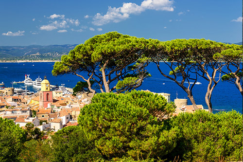 Luxury real estate agency BARNES SAINT-TROPEZ