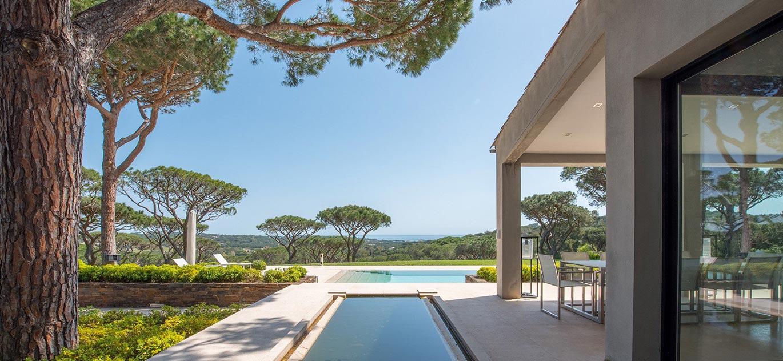 Saint-Tropez - France - House, 10 rooms, 6 bedrooms - Slideshow Picture 1