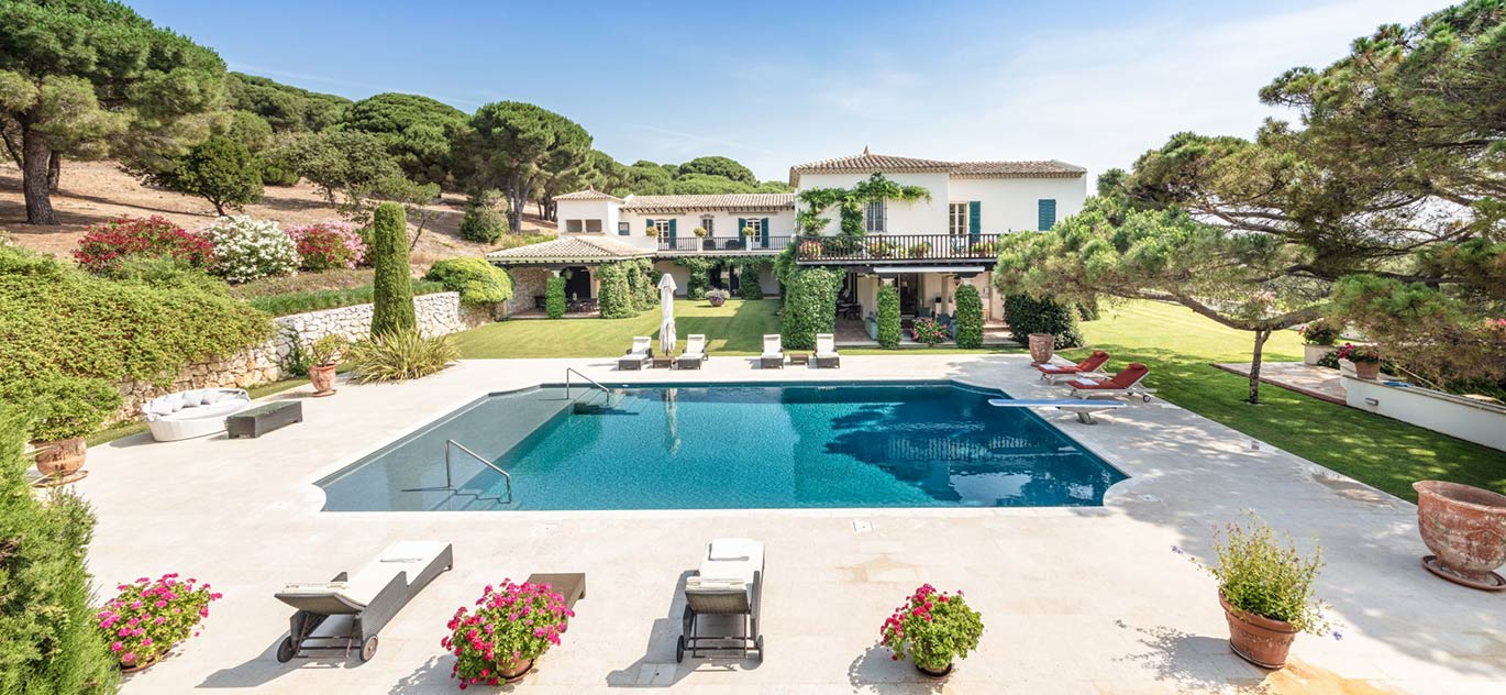 Ramatuelle - France - House, 22 rooms, 12 bedrooms - Slideshow Picture 2