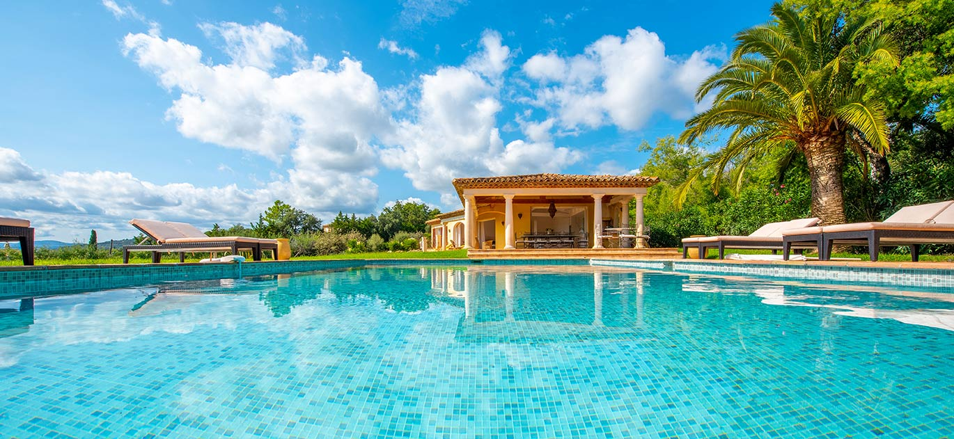 Grimaud - France - House, 10 rooms, 5 bedrooms - Slideshow Picture 2