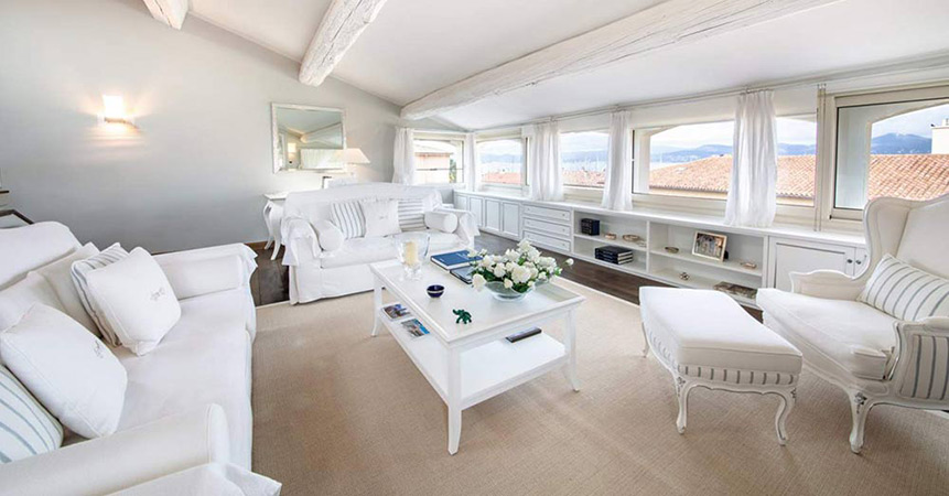 Real estate prices in Saint-Tropez