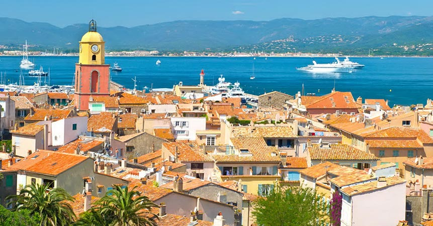 The myth of Saint-Tropez